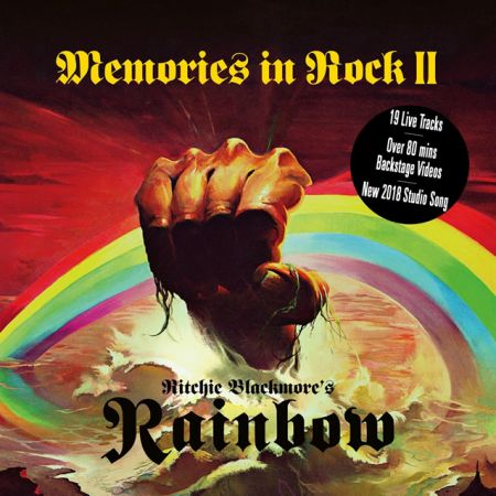 Ritchie Blackmore revisits Rainbow, Deep Purple hits on live set