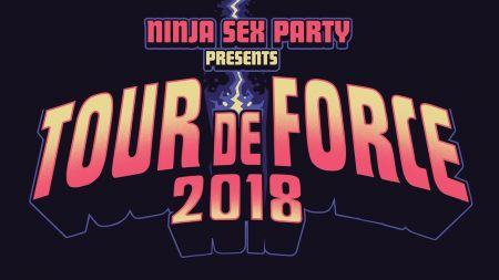 Ninja Sex Party hitting the road for Tour De Force 2018