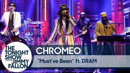 Watch: Chromeo perform 'Must've Been' on 'Fallon' with help from The Roots, DRAM and Jesse Johnson