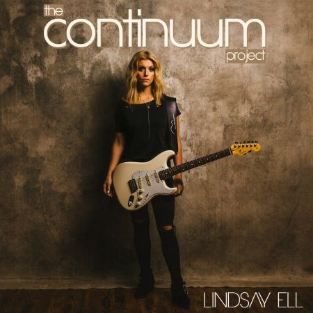 Interview: Lindsay Ell discusses 'The Continuum Project,' her version of John Mayer's classic album