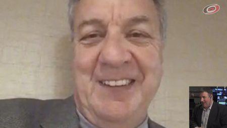 Hurricanes name former Kings defenseman Don Waddell general manager