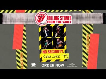 Rolling Stones' latest Vault release to come from 'No Security' tour