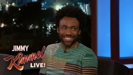 Watch: Donald Glover talks new Childish Gambino music on 'Kimmel'