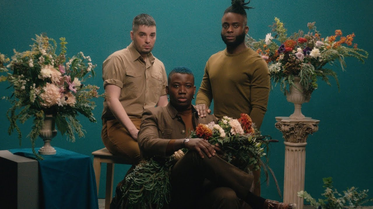 Young Fathers announce fall tour dates