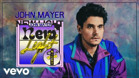 Listen: John Mayer teams up with No I.D. for new disco-tinged tune 'New Light'