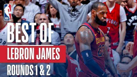 NBA Conference Finals feature league's best