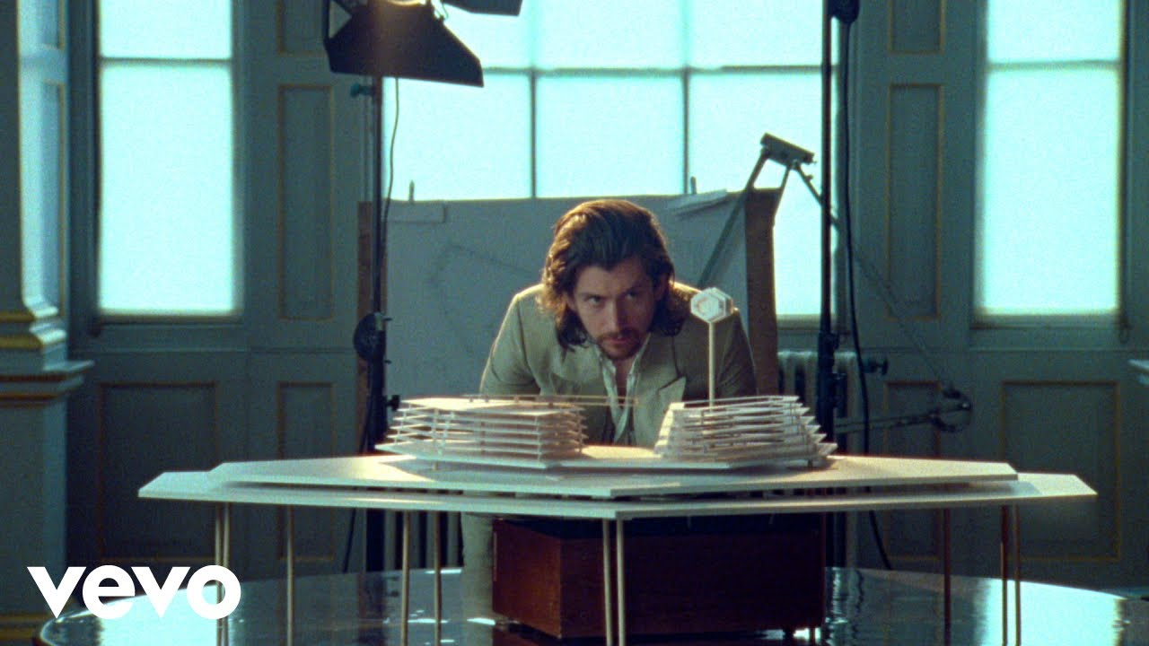 Watch: Arctic Monkeys share first video from new album for 'Four Out Of Five'