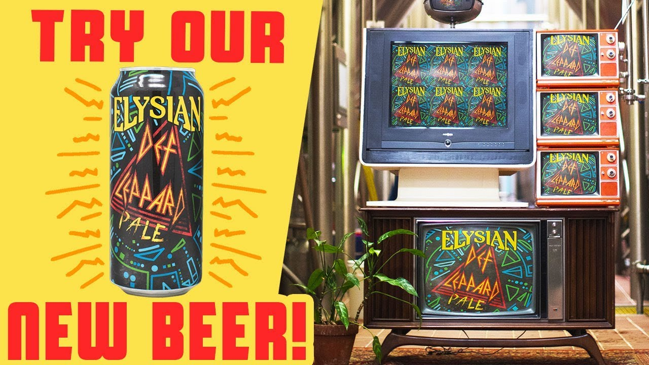 Def Leppard to release pale ale craft brew to coincide with upcoming tour