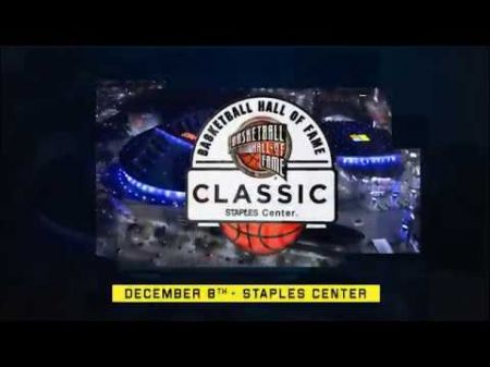 Third Annual Basketball Hall of Fame Classic tickets go on sale Friday