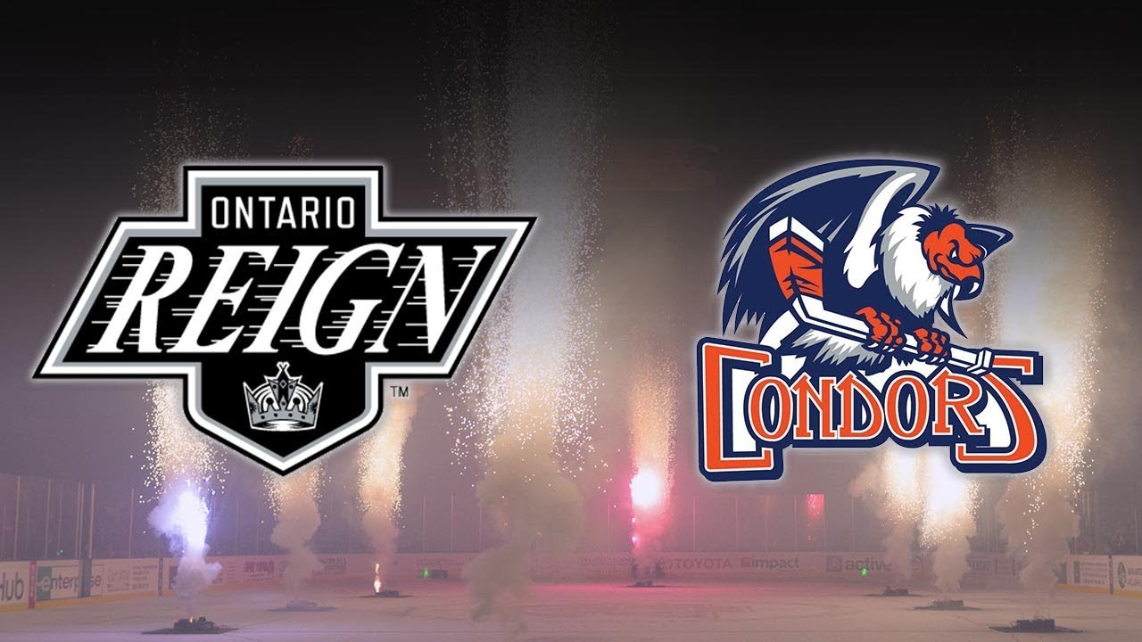 Bakersfield Condors know who they will play in 2018-19