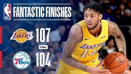 Los Angeles Lakers head to Las Vegas for 2018 preseason