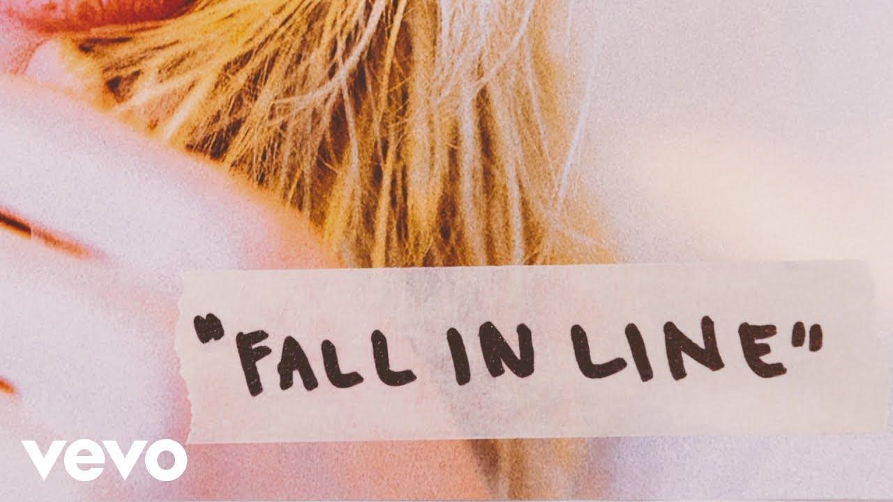 Listen: Christina Aguilera and Demi Lovato refuse to 'Fall in Line' on new single