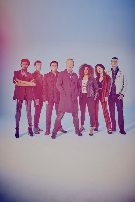 Interview: Jim Kerr talks album, tour with Simple Minds
