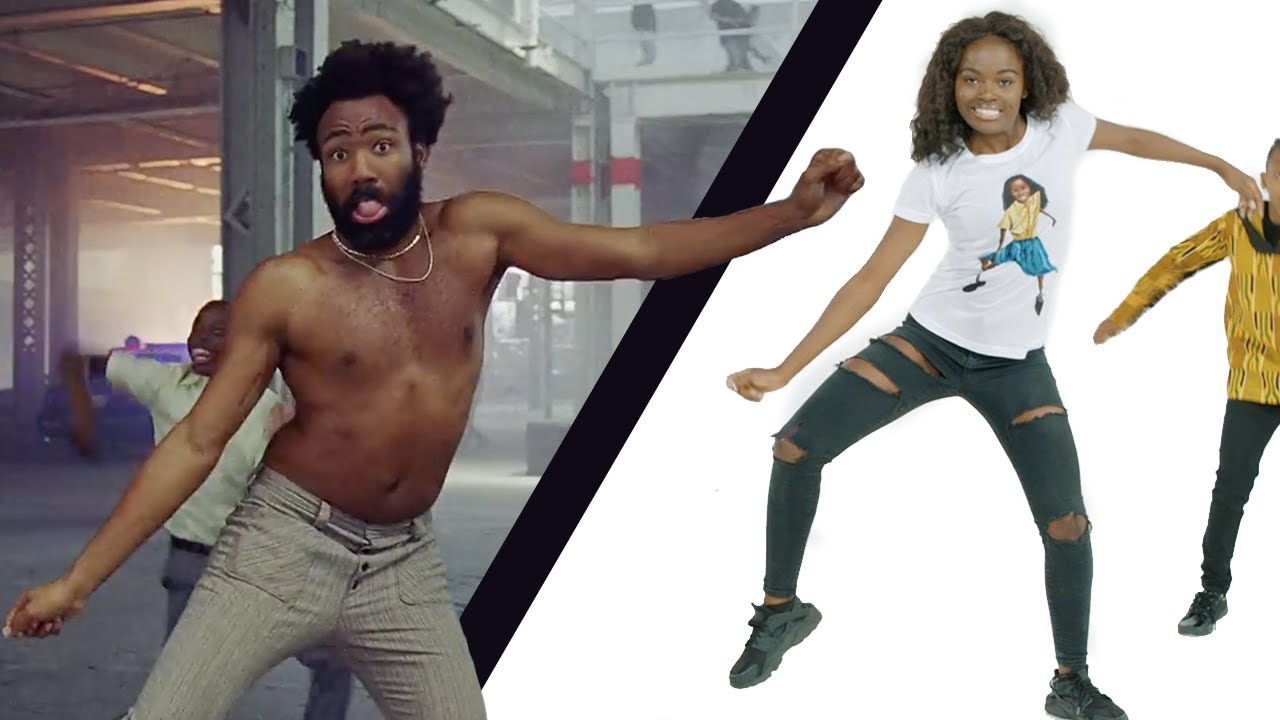 Choreographer Sherrie Silver breaks down the moves from Childish Gambino's 'This Is America' video