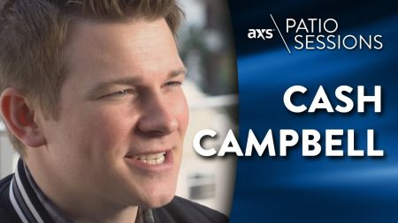 AXS Patio Sessions: Country artist Cash Campbell talks about his sound, fans and what's to come