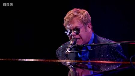 Elton John reportedly performing at the Royal Wedding this weekend