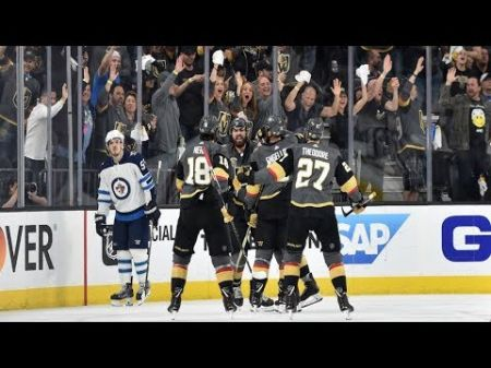 Golden Knights two wins away from Stanley Cup Finals