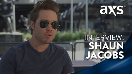 Singer-songwriter Shaun Jacobs talks musical beginnings and making the move to the US (Watch)