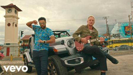 Sting and Shaggy hitting the road in support of '44/876'