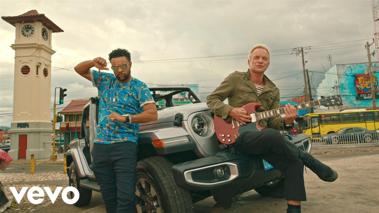 Sting and Shaggy hitting the road in support of '44/876' - AXS