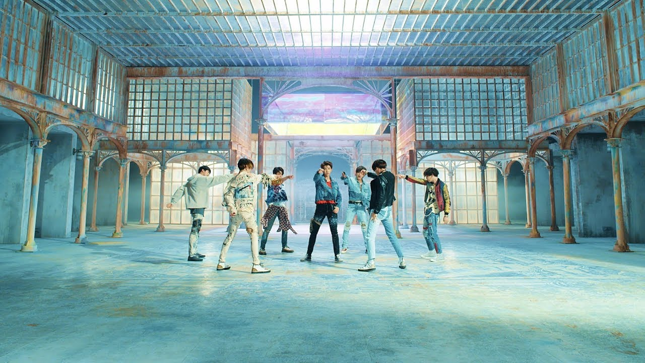 BTS release music video for 'FAKE LOVE' off their new album 'Love Yourself: Tear'