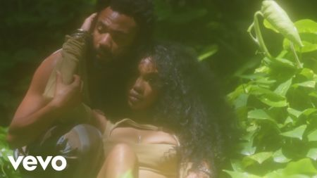Watch: SZA recruits Donald Glover for 'Garden (Say It Like Dat)' video