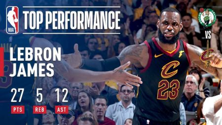 Fans raising funds for LeBron James statue in Akron