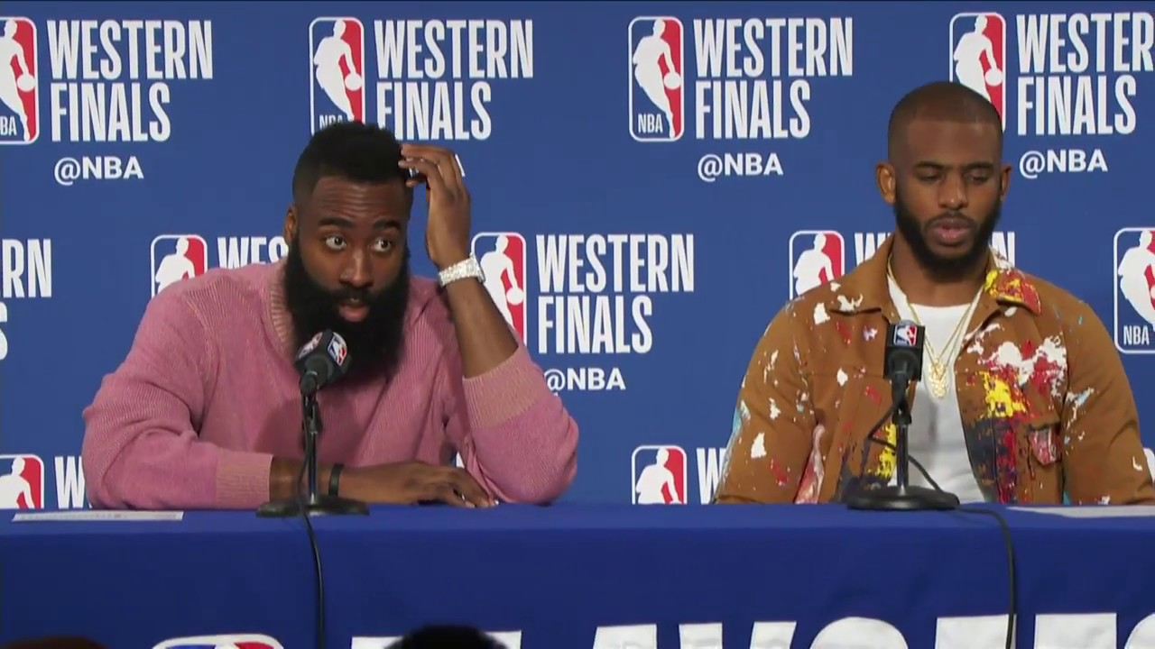 Houston Rockets look to regain form, toughness in Western Finals
