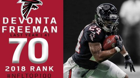 NFC South 2018 running back rankings: Freeman claims top spot in a very good group