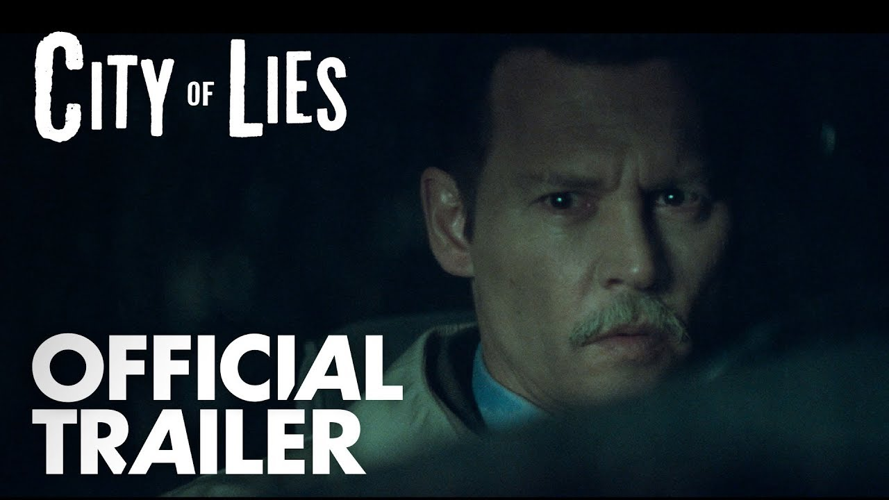 Watch: Johnny Depp hunts for Biggie Smalls' killer in the first trailer for 'City of Lies'