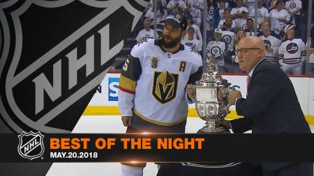 Vegas Golden Knights debut in Stanley Cup Finals Monday, May 28