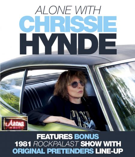Solitary woman Chrissie Hynde intrigues in new documentary
