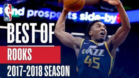 NBA rookies get rare distinction