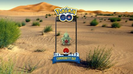 Larvitar is the latest Pokémon to be featured in a Community Day.