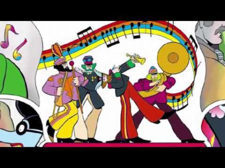 Watch: The Beatles' 'Yellow Submarine' gets colorful new life in trailer for 50th anniversary graphic novel
