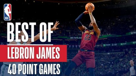 LeBron James unanimously selected to All-NBA First Team