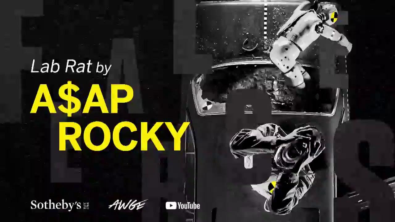 A$AP Rocky reveals new album 'Testing,' hosts performance art exhibit