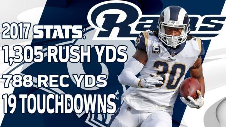 NFC West 2018 running back ranking: Gurley takes the top spot