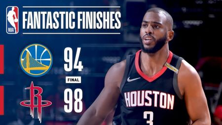 Houston Rockets lift James Harden in key win