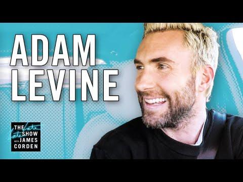 Watch: Adam Levine, James Corden stopped by cops during 'Carpool Karaoke'