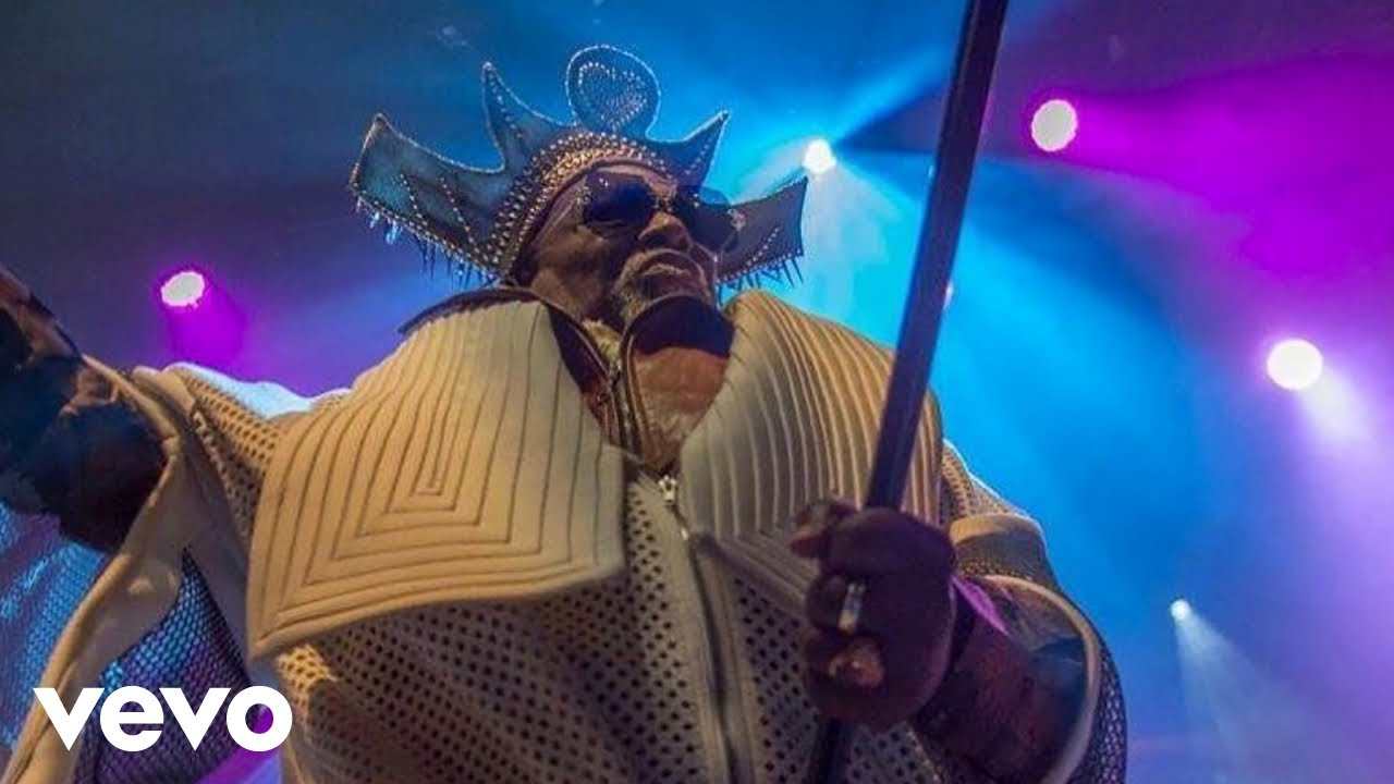 George Clinton Parliament Release First New Album In 40 Years
