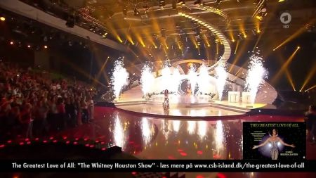 Belinda Davids hitting the road with The Greatest Love of All: The Whitney Houston Show