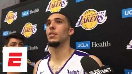 LiAngelo Ball enjoys successful workout with Lakers