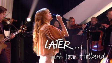 Watch: Florence + the Machine perform alongside cellist Kelsey Lu on 'Jools Holland'