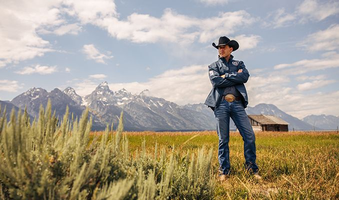 Aaron Watson tickets at Band on the Wall, Manchester