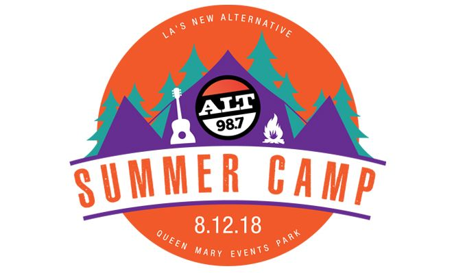 ALT 98.7 Summer Camp tickets at Queen Mary Events Park, Long Beach