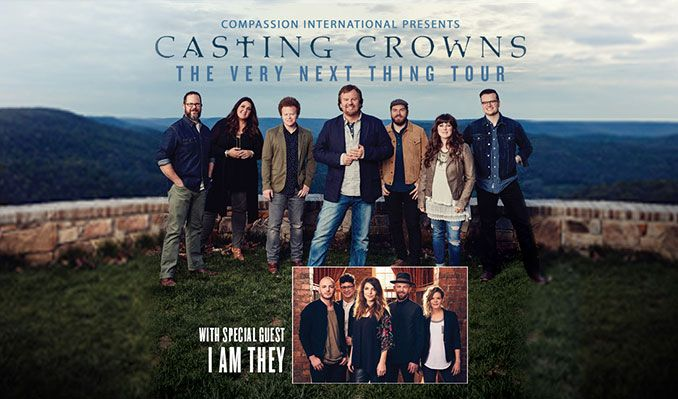 Casting Crowns tickets at Broadmoor World Arena in Colorado Springs
