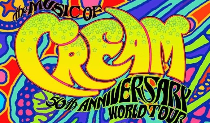 The Music of Cream tickets at Rams Head Live! in Baltimore
