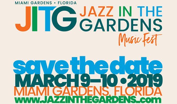 Jazz In The Gardens Nice Design