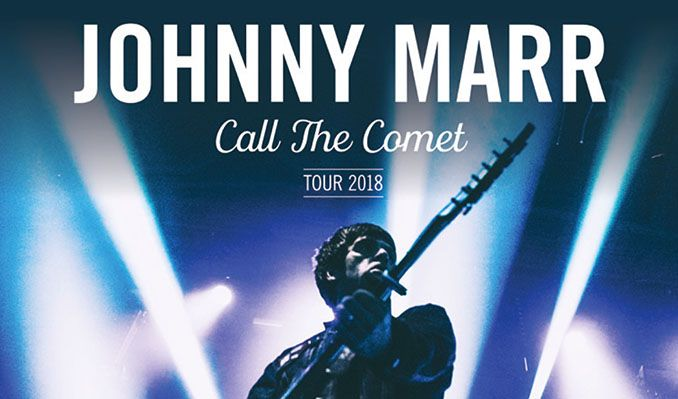 Johnny Marr tickets at Cardiff University Great Hall, Cardiff